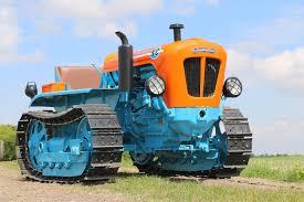 first lamborghini tractor just listed 1960 lamborghini 5c cingolato tractor automobile