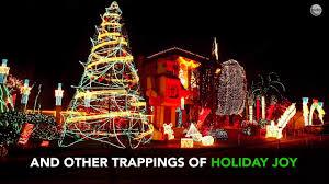 johnson family christmas lights a very copeland christmas remembering al copeland s christmas