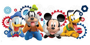 31 mickey wall decals all about mickey giant wall decals mickey wall decals