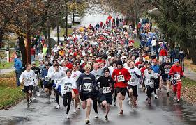 huffin for stuffin turkey trot thanksgiving day races the