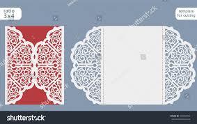 gatefold wedding invitations template free printable invitation