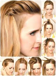 Frisuren Zum Selber Machen Kurze Haar by Frisuren Kurze Haare Selber Machen Haar Frisuren 2017 Dickes Haar