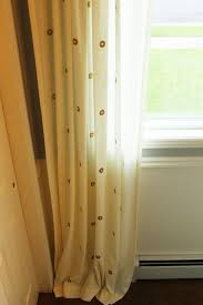 how to hang curtains a basic guide healthy home cleaners