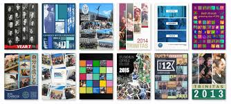 hundreds of yearbook cover examples u2013 academic to artistic
