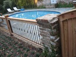 pool fencing ideas pool design ideas