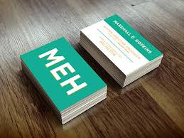2018 custom print business cards free design and color two