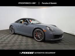 porsche 4s cabriolet 2018 porsche 911 4s cabriolet at inskip s warwick auto
