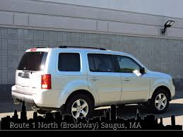 lexus rx or honda pilot used 2011 honda pilot ex l at auto house usa saugus