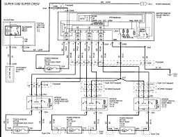 what is the wiring diagram for 2005 f 150 power windows i a