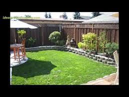 landscape gardens ideas small