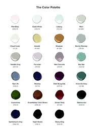 andrea lutz homes benjamin 2017 colors