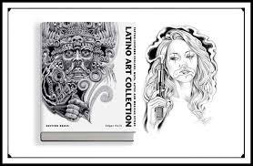 latino art collection bicknee tattoo supply