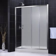 dreamline infinity bathtub shower door