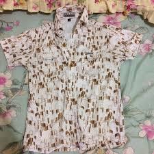 Baju Kemeja Billabong kemeja billabong ori size s preloved fesyen wanita pakaian