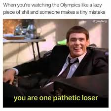 Makes Memes - dopl3r com memes when youre watching the olympics like a lazy