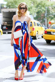 50 ways to style a maxi dress this summer u2013 closetful of clothes