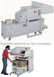 broyeur papier bureau destructeur industriel broyeurs destructeur gros volume