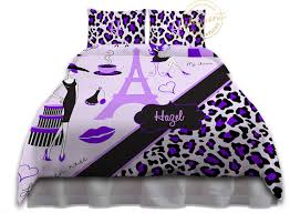 Little Girls Queen Size Bedding Sets by Paris Comforters For Little Girls Purple Bedding Queen Full