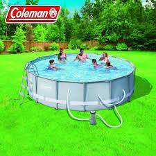 Intex 12x30 Pool Coleman Power Steel 14 U0027 X 42