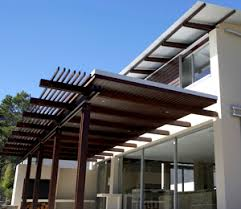 Outside Awning Building Awnings Lattice Shades Cedar City Ut
