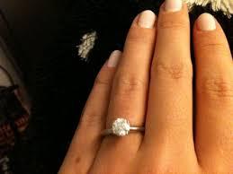 1 carat engagement rings 1 carat wedding ring 1 carat engagement ring image itoo andino