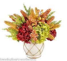 Silk Floral Arrangements Very Realistic Artificial Flower Arrangements Collection On Ebay