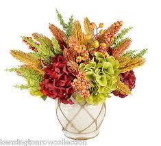 artificial flower arrangements realistic artificial flower arrangements collection on ebay