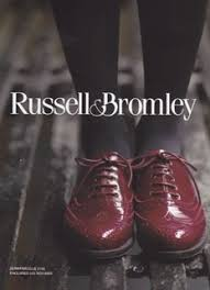 womens boots and bromley grosvenor monk flat by russel bromley fint