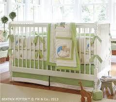 rabbit crib bedding rabbit nursery bedding set home beds decoration