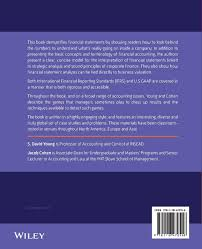 corporate financial reporting and analysis amazon co uk david