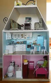 18 inch doll kitchen furniture made pieces for reese 18 inch doll kitchen part 2 refrigerator