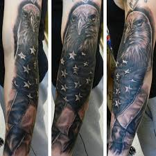 best 25 american flag sleeve tattoo ideas on pinterest texas
