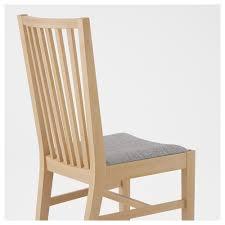Esszimmerstuhl Filz Norrnäs Stuhl Ikea
