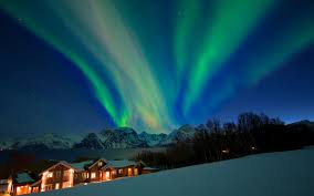 best hotels for northern lights sightings travel leisure