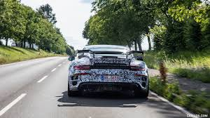 camo porsche 911 2017 techart gtstreet r based on porsche 911 turbo s 991 in camo