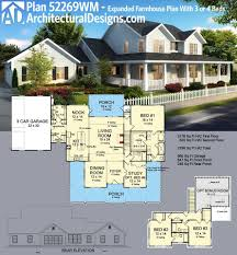 introducing country farmhouse plan architectural designs