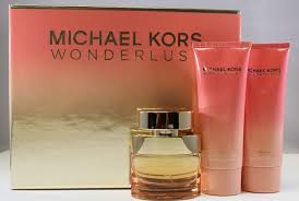 gift sets for women michael kors wonderlust 3 pcs gift set for women brand new in box
