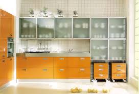 Glass Kitchen Cabinet Door Glass Kitchen Cabinet Glass Adds The Wow Factor To Your