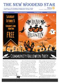 new city gas halloween 2015 the new woodend star october 2015 by the new woodend star issuu