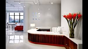 Office Reception Desks by Awesome Reception Office Design Ideas Youtube