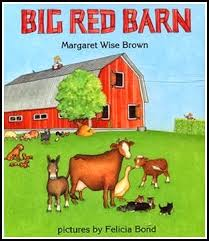The Big Red Barn Book Speaking Picture Book Independent Ideas