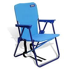 Big Beach Chair Amazon Com Copa Beach Kids Backpack Beach Chair Light Blue With
