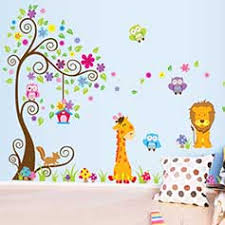 sticker pour chambre bébé sticker enfant pas cher sticker chambre enfant discount ambiance
