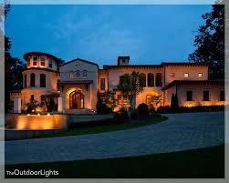 Landscape Lighting Atlanta - brookhaven residence atlanta ga the outdoor lights