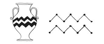Glyph Symbol - aquarius symbol and astrology sign glyph astrostyle com