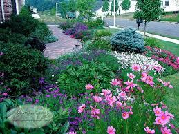 collection front yard flower garden photos free home designs photos