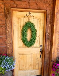 winter wreath boxwood wreath winter wreath large oval door wreath