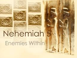 allacin on what is truly worth knowing nehemiah u2014an illustrated