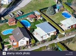 residential houses with swimming pool in bruckhaufen wien vienna