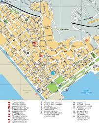 Cinque Terre Map Cinque Terre Tourist Information